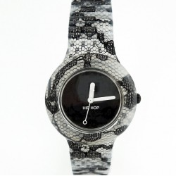 Orologio hip hop pizzo mon amour