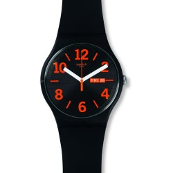 Orologio Swatch dark rebel