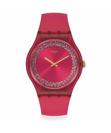 Orologio Swatch Ruby Springs