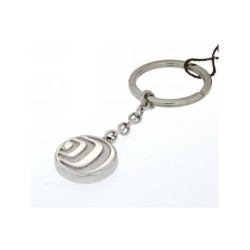 Damiani Damianissima.925 SATIN SILVER KEY HOLDER