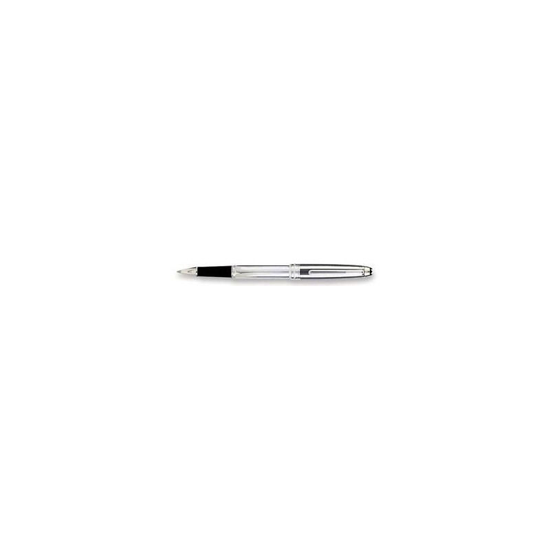 Montblanc Meisterstuck Solitaire Collection-Silver Fountain Pen